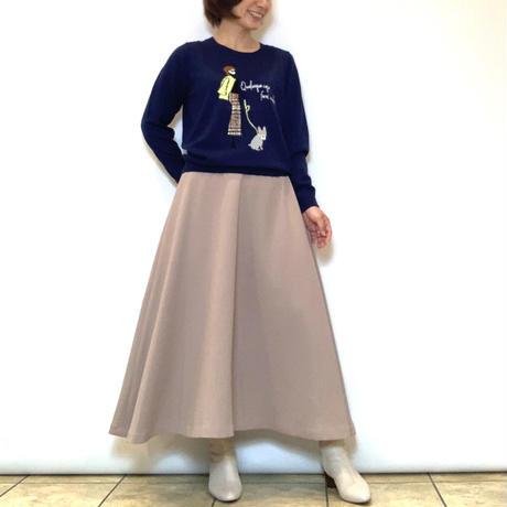 【BEATRICE/ベアトリス】サーキュラースカート