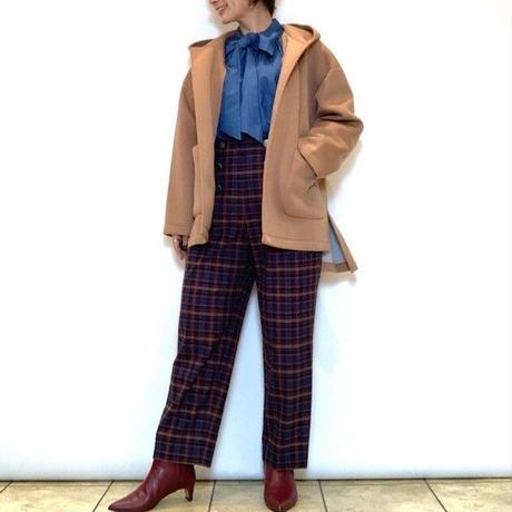 【Mylanka/ミランカ】ボンディングフーデットコート