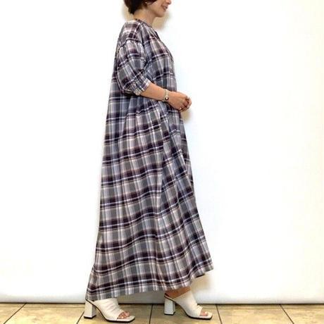 【BEATRICE/ベアトリス】チェック柄ワンピース