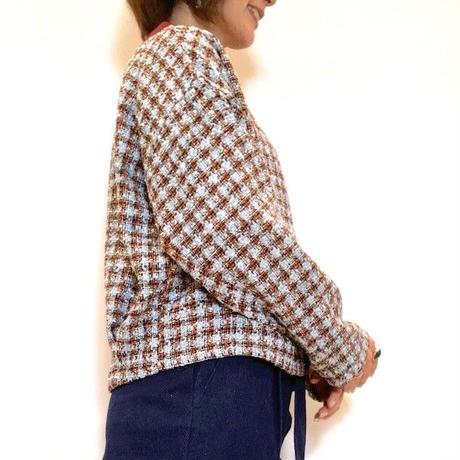 【Coomb/クーム】ツイードショートジャケット