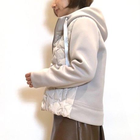 【NOUQUE/ヌーク】星柄ダウンコート
