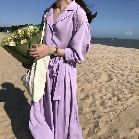 color long onepiece