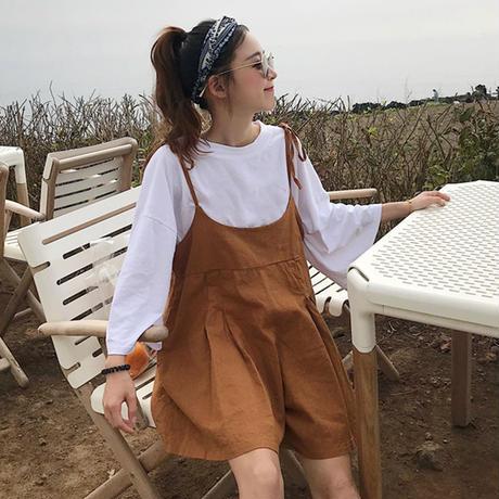 girly mini salopette