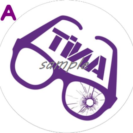 TiИA 缶バッジ(Mサイズ)