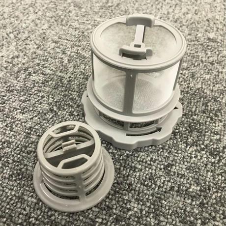 【送料込パーツ単品販売】食器洗い乾燥機(AX-S3W/AX-S3WJ対応)上部フィルター&下部フィルターセット