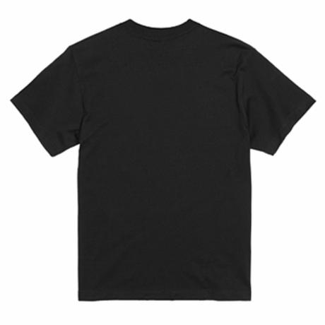 【送料無料】辺境チャンネル(ワセダ三畳青春記)河童団Tシャツ(黒色/ S・M・L・XL・XXL)