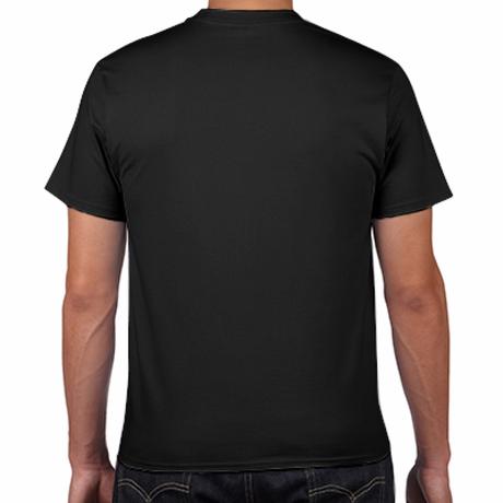 【送料無料】I LOVE シャン州 Tシャツ(黒色/ S・M・L・XL)