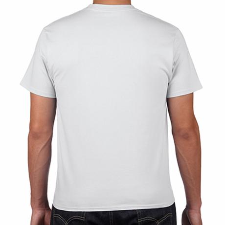 【送料無料】辺境チャンネル(納豆レッド)Tシャツ(白色/ S・M・L・XL)