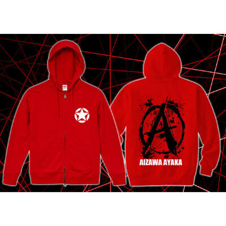 "A-style パーカー 2020""(RED)"