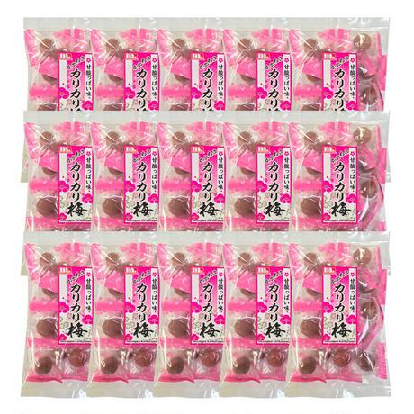 さわやかカリカリ梅150g×15袋