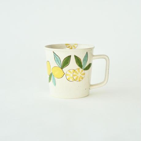 レモン マグカップ