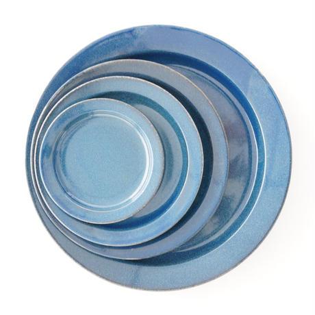 Furelu 18cmプレート 瑠璃