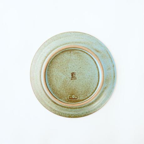 ブロンズ 15cmプレート 青銅