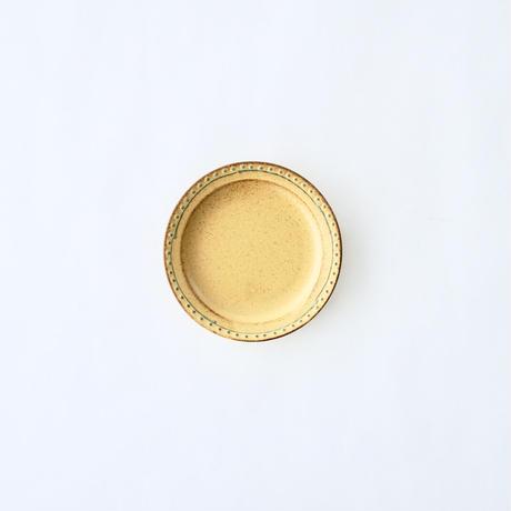 ブロンズ 11cmプレート 黄銅