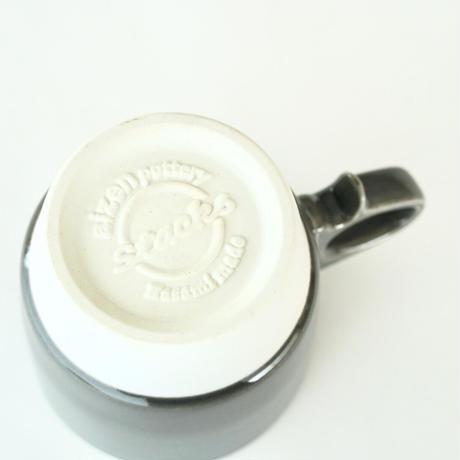スタックスマグ  磁器  ダークグレー