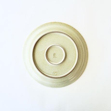 ブロンズ 18cmプレート 白銅