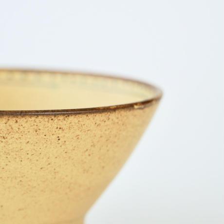 ブロンズ くらわんか碗 黄銅