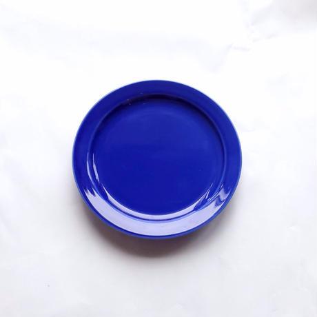 150プレート 磁器 ブルー