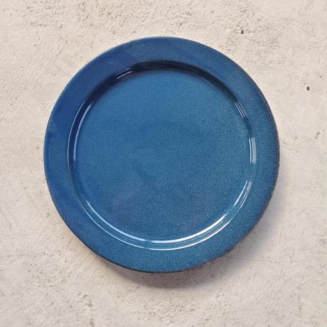 Furelu 24cmプレート 瑠璃