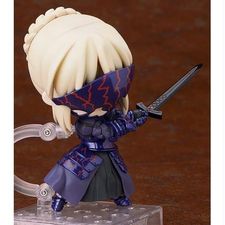 Fate/stay night ねんどろいど「 セイバー オルタ 」PVC塗装済み 可動フィギュア 363