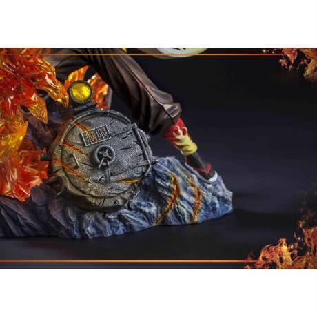 鬼滅の刃 煉獄杏寿郎 スペシャルクオリティ フィギュア 42センチメートル