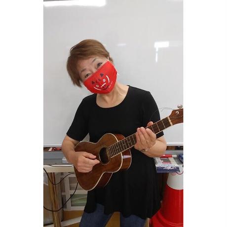 Bekoレンジャーピンク オリジナルプリントマスク