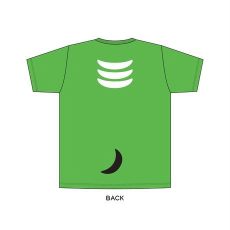 Bekoレンジャーグリーン ドライTシャツ