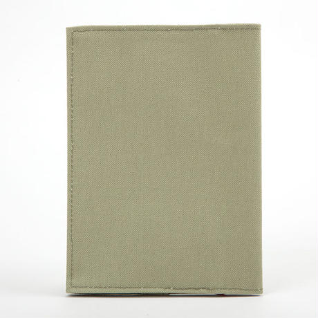 ブックカバー(文庫サイズ)ワサビ