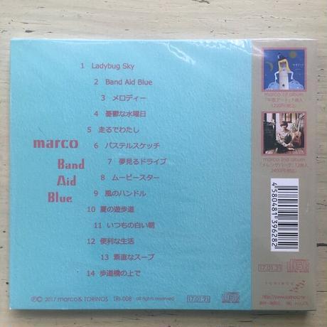 音楽CD バンド・エイド・ブルー marco