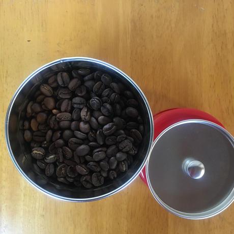 アカイト缶 オリジナルコーヒー缶
