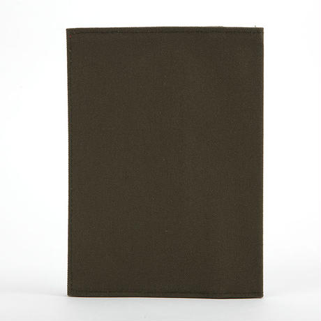 ブックカバー(文庫サイズ)オリーブ