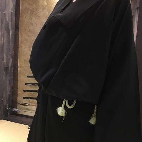 18 Kurotomesode, Kimono femme/ Ladies kimono/ size M