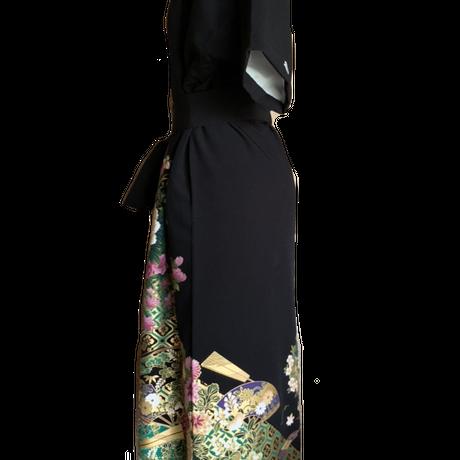 Kimono dress 3