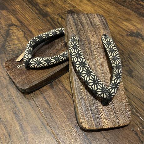 12 Zori Chaussures de kimono / Kimono shoes