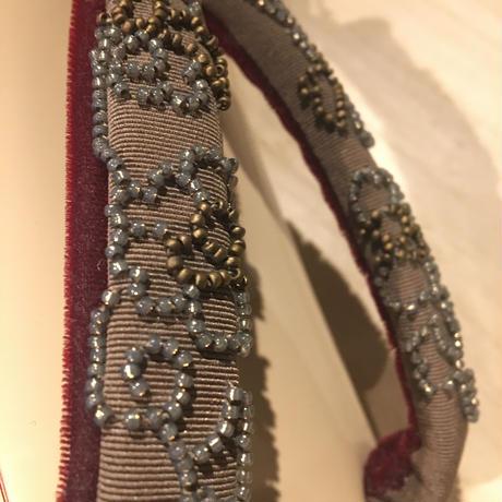 28 Zori (Chaussures de kimono/Kimono shoes) /M size