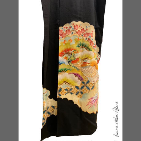 Kimono dress 1