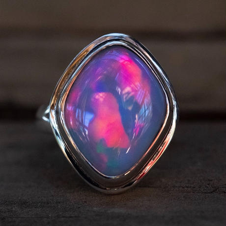 Middle  jewelry Opal collection