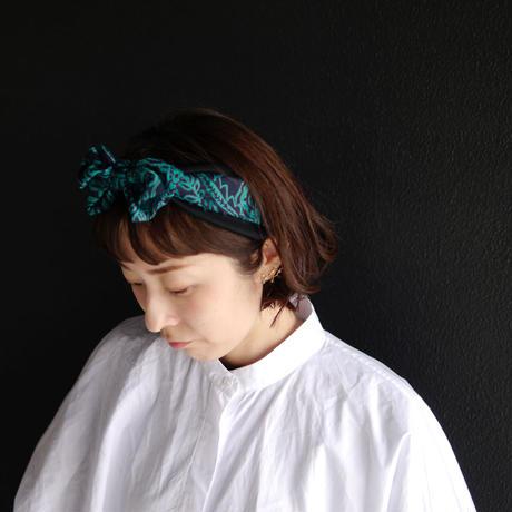 SS Botanical_green/headband