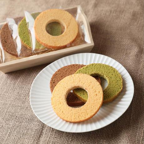 ミニバウム&おすすめ焼き菓子セット(14ヶ入)