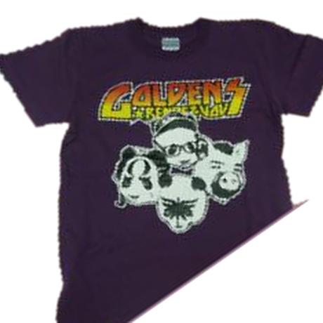 DDT ゴールデンランデブー Tシャツ