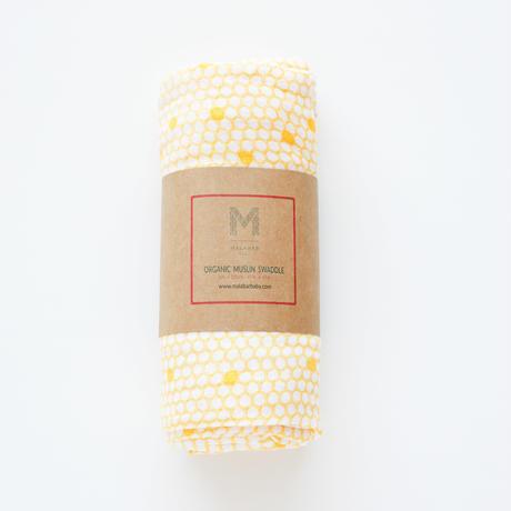 Organic スワドル(HIVE/ハチノス)