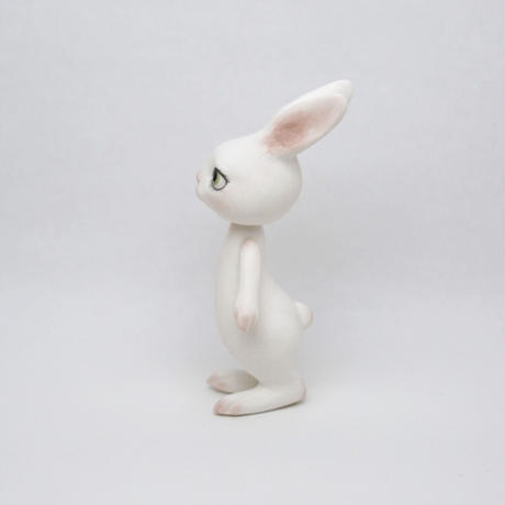Rabbit Bisque doll