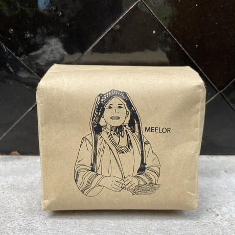 """Meelor (浅煎り)200g  """"Wash"""""""