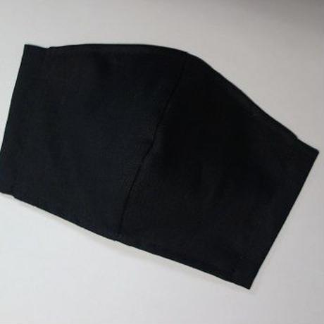 PL これぞ夏用  麻の洗えるファッションマスク (クールポケット付き)