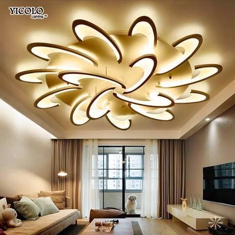 LED セレブ オブジェ 照明 SF ライト 間接照明 ホテル ラウンジ BAR ▶調光可能で目にも優しい♪