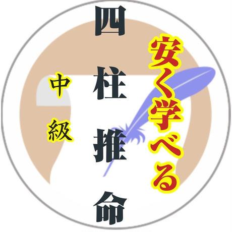 鑑定歴27年・実践鑑定中心学習(中級)【全行程10回】(一括支払:10回分)