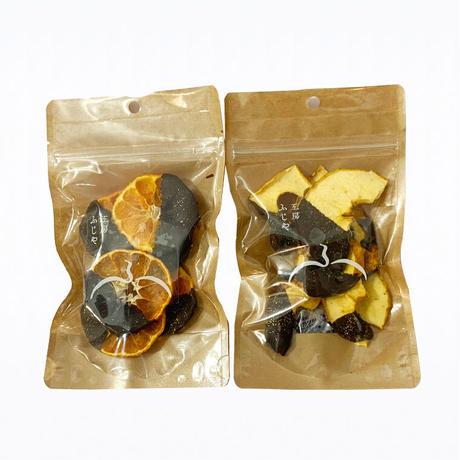 【送料無料】ショコラ2種セット(りんご・みかん)