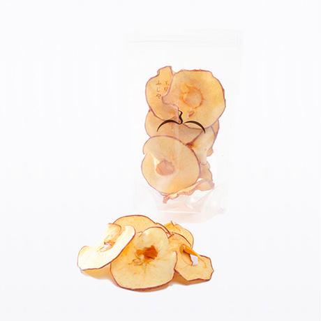 無砂糖・無添加 りんごチップス(40g)