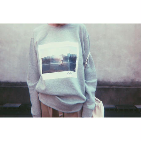 Photography Museum Sweat (gray)