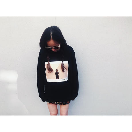 Photography Museum Sweat(Black)